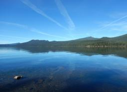 Odell Lake / Davis Lake area